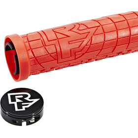 Race Face Grippler handvatten, red
